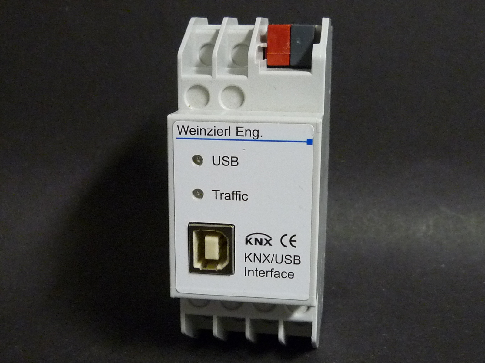 weinzierl eib knx usb schnittstelle interface reg 310 ebay. Black Bedroom Furniture Sets. Home Design Ideas